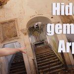 Arpino Italy rediscovering forgotten historic italian architecture